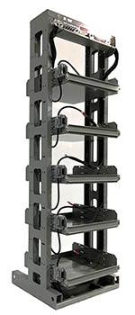 Pre-Wired Titan Rack