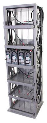 4x6 Telergy Rack