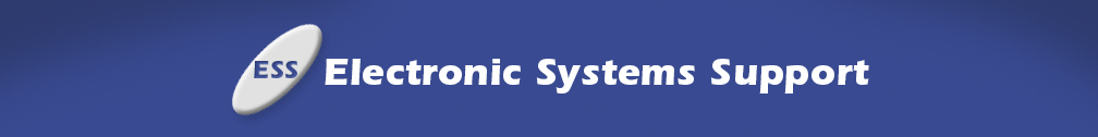 Electronic Systems Support (ESS) Logo